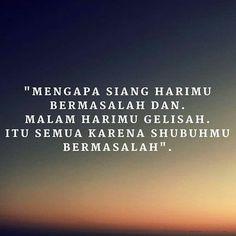 Muslim Quotes, Islamic Quotes, Quran Quotes, Qoutes, My Big Love, Mind Set, Self Reminder, Caption Quotes, Book Quotes