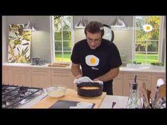 Cocinamos contigo Receta de Pastel vasco