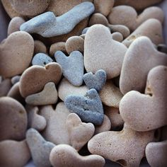 Image shared by Sony Domm. Find images and videos on We Heart It - the app to get lost in what you love. I Love Heart, With All My Heart, Happy Heart, Heart In Nature, Heart Art, Heart Shaped Rocks, Heart Images, Stone Heart, Rocks And Gems