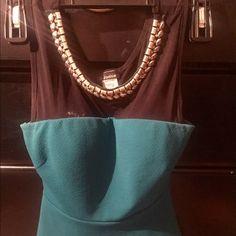 Peplum blouse size S Peplum size S . Like new condition Janice Tops Blouses