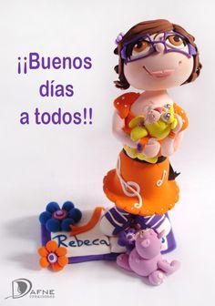 Muñeca Rebeca