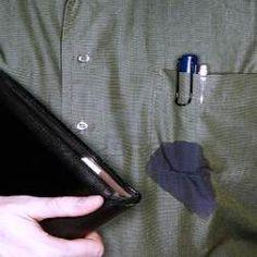 Dica para retirar manchas de tinta de caneta da roupa - Util Dicas | Dicas e Truques úteis