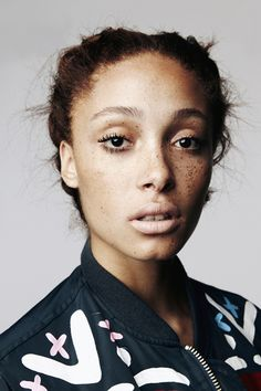 Adwoa Aboah.... Because she looks like she could be our daughter, at least how she looks in my dreams....
