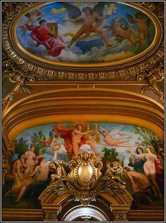 Palais Garnier / Opera Garnier, Paris