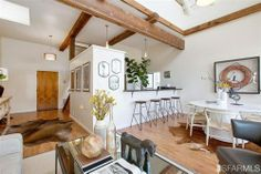Stunning Lower Pac Heights Condo in an Attic Lists for $799k - On the Market - Curbed SF
