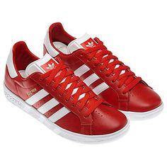 reputable site f1c9f 7145a Adidas + Beckham + red! Negro, Zapatillas Adidas, David Beckham, Zapatos De