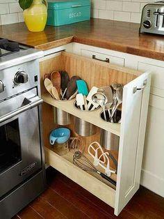 Cómo organizar utensilios de repostería   Decoración