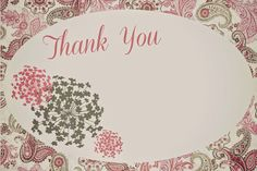 glenda's World : How to Make This Thank You Note