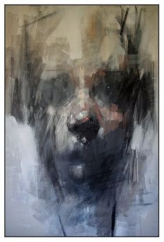 Jonny Burt: Ryan Hewett Painter: Screaming for Freedom ( What is my true face, for I have lied to myself for so long, I don't know myself now.) -night wing