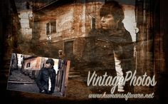 VintagePhotos works as a #plugin to #photoshop or #lightroom you turn any #photo to a stunning #grunge effect... Infinite combinations possible. Check www.humansoftware...  for more