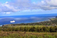 Writer's Wanderings: World Cruise - Easter Island