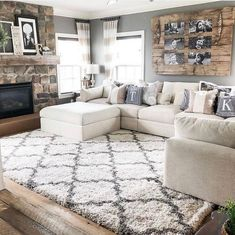 best cozy farmhouse living room decor ideas – page 9 GALLERY WALL IDEA…LOVE! best cozy farmhouse living room decor ideas – page 9 Decor Home Living Room, Small Living Room Design, Cozy Living Rooms, Living Room Interior, Home And Living, Living Room Designs, Home Decor, Modern And Rustic Living Room, Modern Room