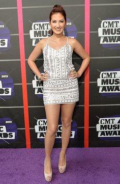 Katie Armiger-CMT Awards 060513--it's short but it's cute!