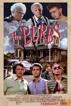 Movies-The Burbs