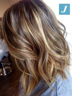 Soft Waves, Degradé Joelle e Taglio Punte Aria #cdj #degradejoelle #tagliopuntearia #degradé #igers #musthave #hair #hairstyle #haircolour #longhair #ootd #hairfashion #madeinitaly #wellastudionyc