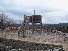 SuperChine Adventures - IL BLOG delle escursioni e tanto altro... -: Sentiero cai n°43 cima monte Orsario 475 m s.l.m.