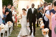 "Blaxican LOVE! More and more Black and Hispanic Latino couples are on the rise. The new movie ""Our Family Wedding"" starring America Ferrera and Lance Gross is indicative of that fact. The movie depicts two very strong family heads trying to cope with..."