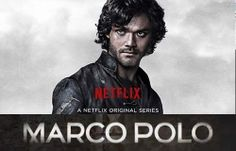 "Marco Polo Premieres December 12 on Netflix - ""Marco Polo"" is an epic adventure that follows the early years of the famous explorer as he travels the exotic Silk Road to the great Kublai Khan's court."