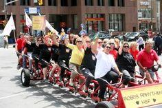 Victoria Poschadel's Personal Page for 2013 Heart Big Bike - Edmonton - Corporate Challenge