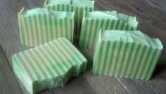 Avocado soap!! The first in my collection of vegetable soaps that I want to introduce to my customers! Real avocado puree was added and this soap is extra creamy, gentle and moisturizing! www.scentandsensibility.com or www.facebook.com/scentandsensibility