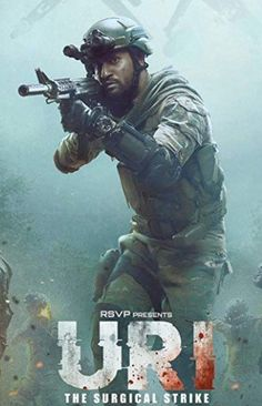 There is no unnecessary naach-gaana or endless emotional drama about maa-ki-mamta and other Bollywoodian crap. Uri sticks to its business. Top Drama, Netflix Movies To Watch, Download Free Movies Online, Hindi Movies Online, Be With You Movie, Action, Movies 2019, Movie Posters, Wall Posters