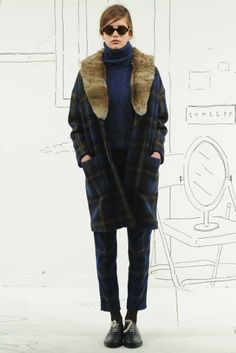 Band of Outsiders RTW Fall 2014 - Slideshow - Runway, Fashion Week, Fashion Shows, Reviews and Fashion Images - WWD.com