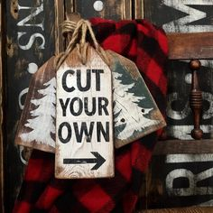 Cut Your Own Christmas Tree Wood Tags Rustic Christmas Decor Cabin Christmas Ax Axe Pine Tree Sign R The post Cut Your Own Christmas Tree Wood Tags Rustic Christmas Decor Cabin Christmas Ax Axe Pine Tree Sign R appeared first on Cadeau ideeën. Log Cabin Christmas, Christmas Signs, Country Christmas, Rustic Christmas, Christmas Crafts, Christmas Decorations, Christmas Tree, Pallet Christmas, Christmas Ornaments
