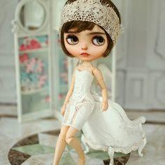 #blythe #blythedoll #blythecustom #blythestagram #azone #azonedoll #dolly #doll #dolls #dollys