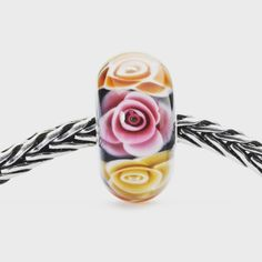 "Have just bought myself a little early Mother's Day pressie - the ""roses for mom"" trollbeads. Great customer service from Amanda at 123gifts - highly recommend this shop for all things troll. Www.123gifts.com.au #trollbeadsfan #trollbeads #123gifts #notmyphoto #loveroses"