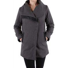 Palton Dama SUBLEVEL Ariane Majken Coat, Jackets, Fashion, Down Jackets, Moda, Sewing Coat, Jacket, Fasion, Coats