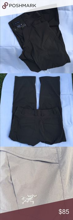 Arc' teryx  rampart cargo pants. Almost new! So comfortable. I absolutely love these pants, but they are one size too small. Shows no signs of wear. 30x32 Arc'teryx Pants Cargo