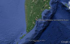 BREAKING NEWS - A Magnitude 6.6 Earthquake has struck Petropavlovsk-Kamchatskiy, Kamchatka, Russia 11/12/2013