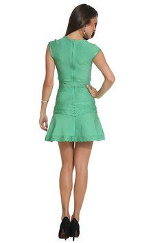 Dress & Go - Aluguel de vestidos de grandes estilistas | Vestido Evase Reto