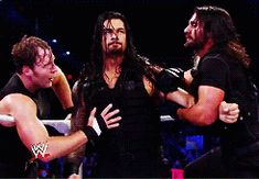 My reaction when some hater says Roman is overrated! Lol