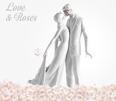Lladro Love & Roses https://www.lladrofromspain.com/weddings.html Every February 14, across the United States and in other places around the world, candy, flowers and gifts are exchanged between loved ones, all in the name of St. Valentine. #lladro #love #roses #romance #stvalentine #stvalentinesday #porcelain