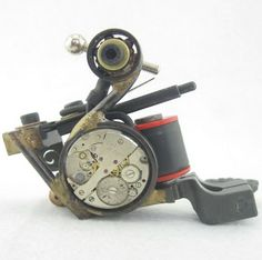 Handmade Luo's Tattoo Machine LTM-H17 [LTM-H17] - $20.17 : Tattoo Supplies and Equipment from Bodyart-Mart