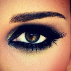 Maquillaje: ojos