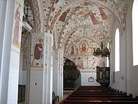 Fanefjord Church - Wikipedia, the free encyclopedia