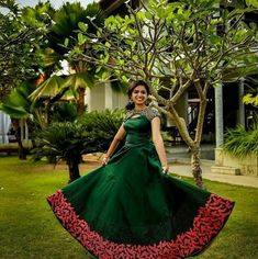 Whatsapp on 9496803123 to customise handwork sarees cutworks sarees dresses wedding sarees blouses lehengas gowns kiss frocks all made according to your requirements. Kids Party Wear Dresses, Party Wear Indian Dresses, Gown Party Wear, Indian Wedding Gowns, Indian Bridal Outfits, Indian Gowns Dresses, Wedding Sarees, Kerala Engagement Dress, Engagement Dresses
