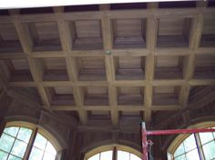 Captivating Crawford Ceiling | Beyond Carpentry | Pinterest | Ceilings, Florida Houses  And Coffer