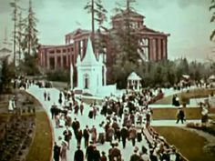 Video footage of the 1909 Alaska-Yukon-Pacific Exposition - Seattle's first world's fair - which was held on the grounds of the University of Washington.