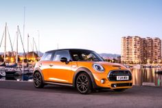 The iconic MINI Cooper was first introduced way back in 1959 and has since seen many different incarnations. In this week's Sytner's resident Stig gets to grips with the all new MINI Cooper… New Mini Cooper, Hid Headlights, Love Car, Entertainment System, Enabling, Driving Test, Bmw, Marvel, Android