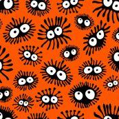SpiderSquish - caitlinrose - Spoonflower