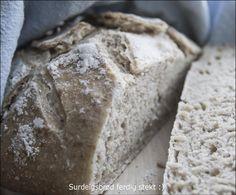 Surdeig – brødbakst | Nr14 Interiørhjelp