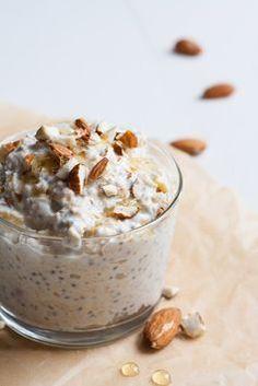 Overnight Oats sind das pefekte Frühstück für alle, die morgens keine Zeit oder Lust haben, etwas zuzubereiten. Die besten Rezepte ► auf ELLE.de!