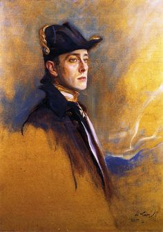 Lord Louis Montbatten by Philip Alexius de László - 1925