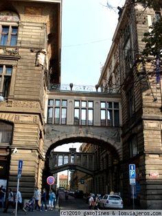 Calle de Praga Preciosa calle de Praga