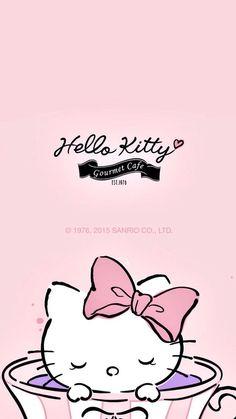 Hello Kitty <3 coffee
