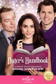 "Its a Wonderful Movie - Your Guide to Family Movies on TV: Hallmark Channel's 1st Countdown to Valentine's Day Movie: ""Dater's Handbook"""