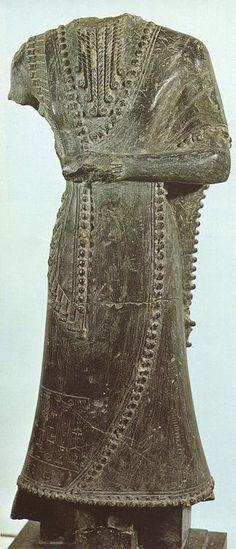 Idi-ilum, Sumerian, Govenor of Lagash.